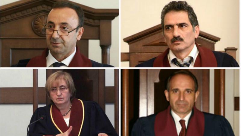 ՄԻԵԴ-ը մերժել է Հրայր Թովմասյանի ու ՍԴ նախկին 3 անդամների՝ Հայաստանի նկատմամբ միջանկյալ միջոց կիրառելու վերաբերյալ դիմումը (լուսանկար)