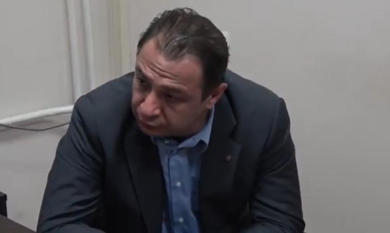 Ձերբակալվել է «Հայաստան» համահայկական հիմնադրամի տնօրենը