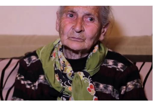 Թավշյա հեղափոխության տատիկը. տեսանյութ