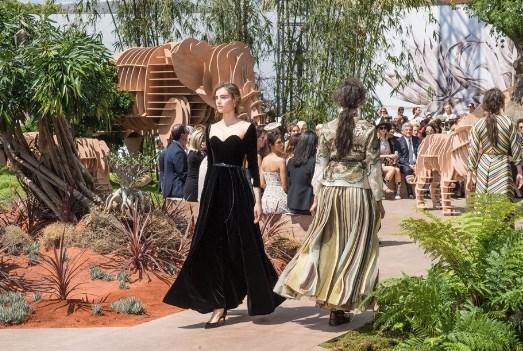 Փարիզում Բարձր նորաձևության շաբաթ. Dior (լուսանկարներ)
