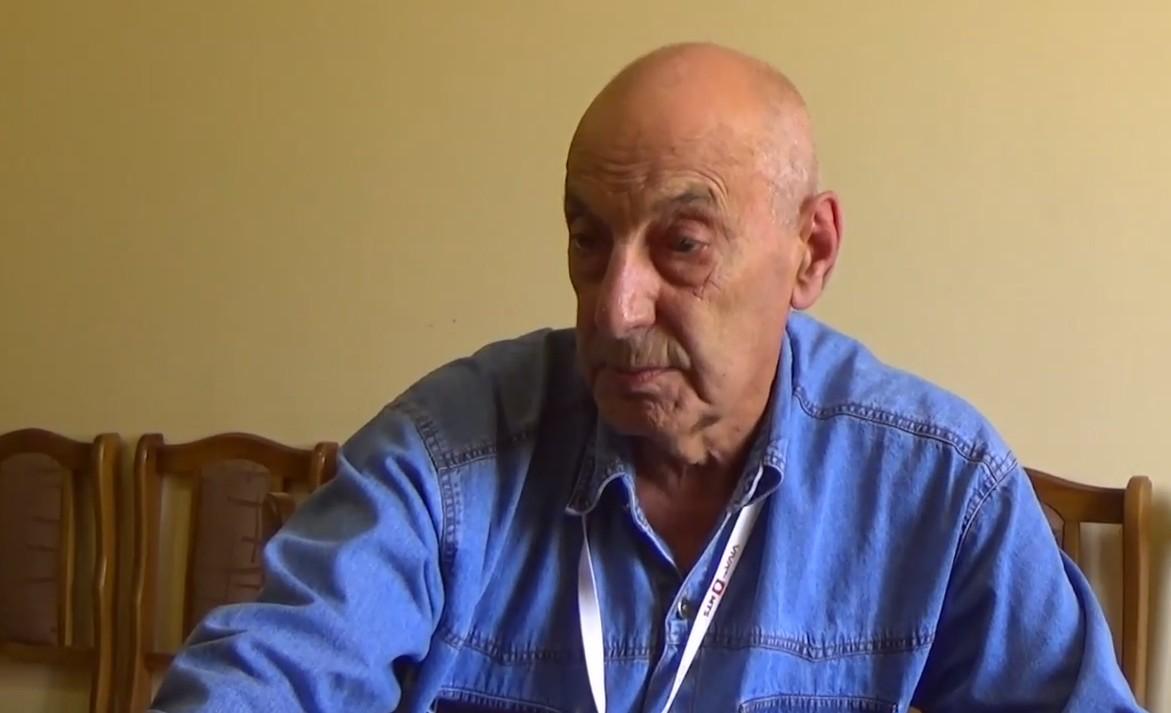 Համառուսաստանյան կինոմատոգրաֆիայի համալսարանի դասախոսին Երևանում թալանել են (տեսանյութ)