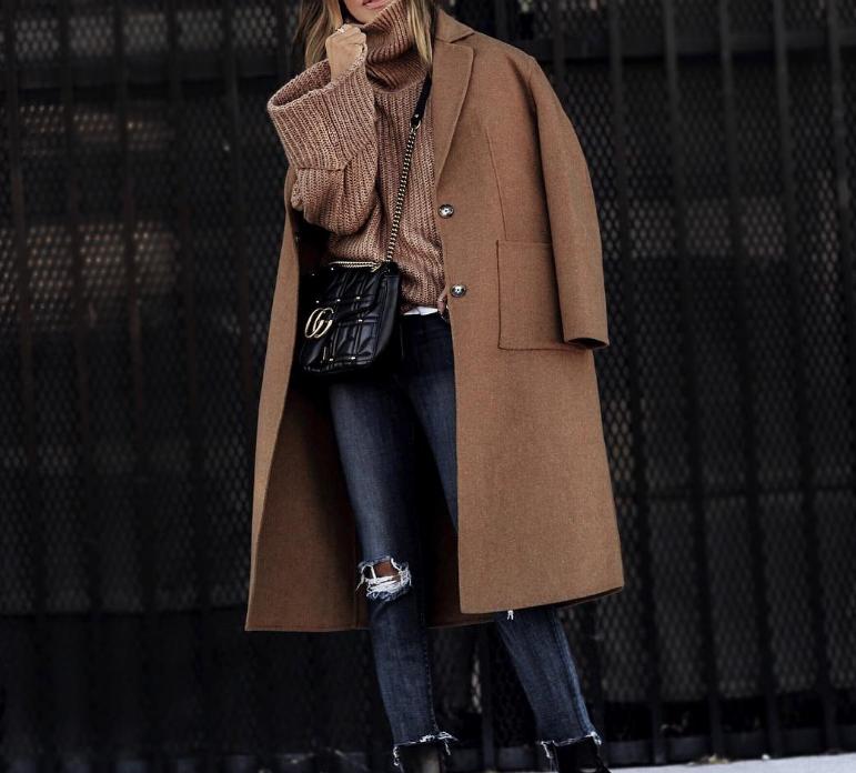 Женская мода зимой 2018: 13 стильных образов