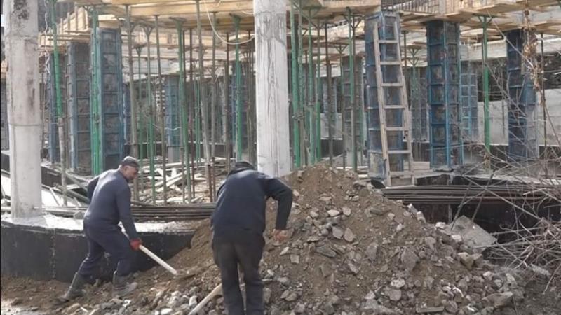 Ալավերդիում վերսկսվել է Համալիր սոցիալական ծառայությունների տարածքային կենտրոնի շենքի շինարարությունը