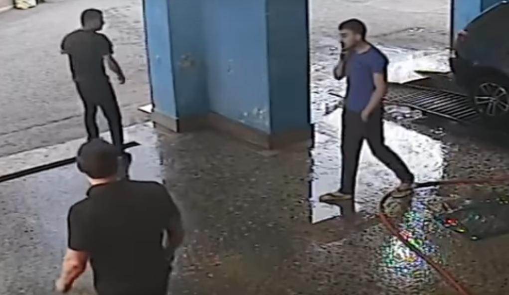 Արցախի ԱԱԾ հատուկջոկատայինների և քաղաքացիների միջև ծեծկռտուքի տեսագրությունը