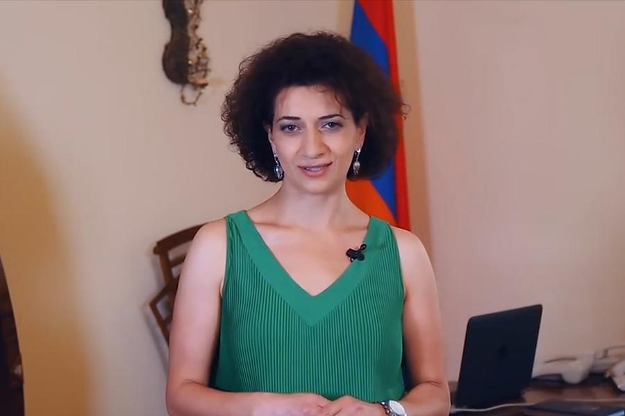 Հայաստանում լրագրողների պրոֆեսիոնալիզմը բարձրացնելու լուրջ խնդիր կա. Աննա Հակոբյան