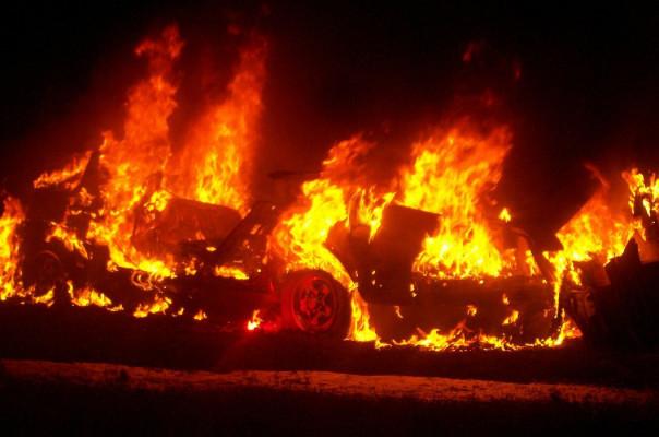 Մասիսում մեքենա է այրվել. տուժածը 12-ամյա երեխա է