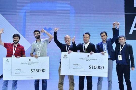 Լավագույն 6 ստարտափերը WCIT-ի շրջանակում առաջին անգամ ստացան մրցանակներ