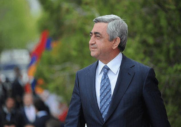 Սերժ Սարգսյանը պաշտոնապես հաստատեց՝ ինքն է լինելու վարչապետը. «Ժամանակ»