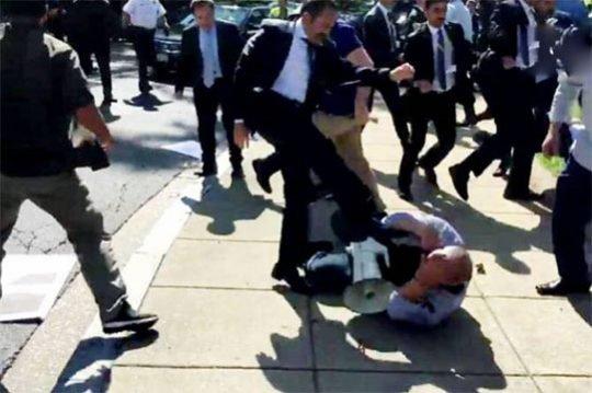 ԱՄՆ Հայ դատի հանձնախումբը քննադատել է Էրդողանի բռնարար թիքնապահների ԱՄՆ դատարանի կողմից ազատ արձակումը