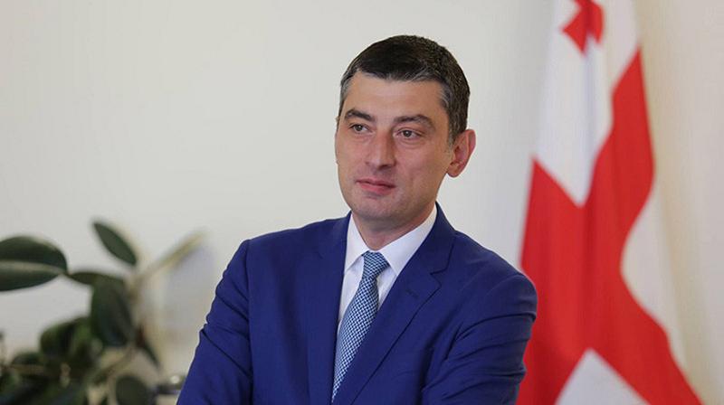 Վրաստանի վարչապետը շնորհավորել է հայ ժողովրդին Սուրբ Ծննդի կապակցությամբ