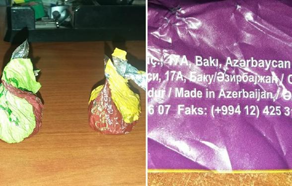 Հայաստանի խանութներում ադրբեջանական կոնֆետ է վաճառվում. «Առավոտ»