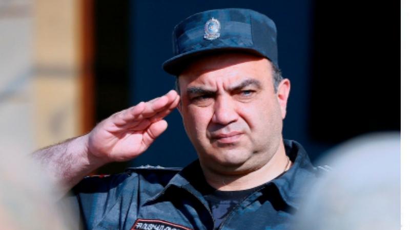Ոստիկանապետ Վահե Ղազարյանի հրամաններով՝ Ոստիկանության Մալաթիայի և Կոտայքի բաժիններում նոր պետեր են նշանակվել