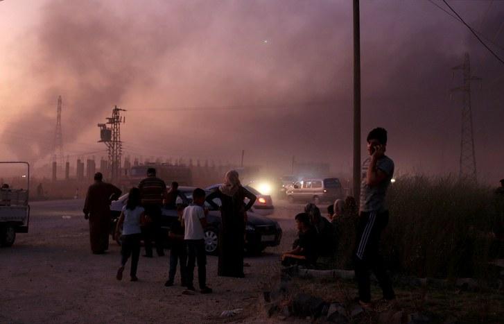 «Րոպեներ առաջ վերսկսվել է Թուրքիայի կողմից սիրիական բնակավայրերի օդային ռմբակոծությունը»