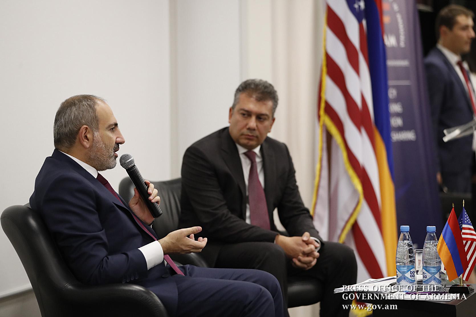 Հայաստանում առկա բարձր տնտեսական տրամադրությունը հույս է տալիս, որ  2020-ին կմեծացնենք տնտեսական աճի տեմպերը. վարչապետ