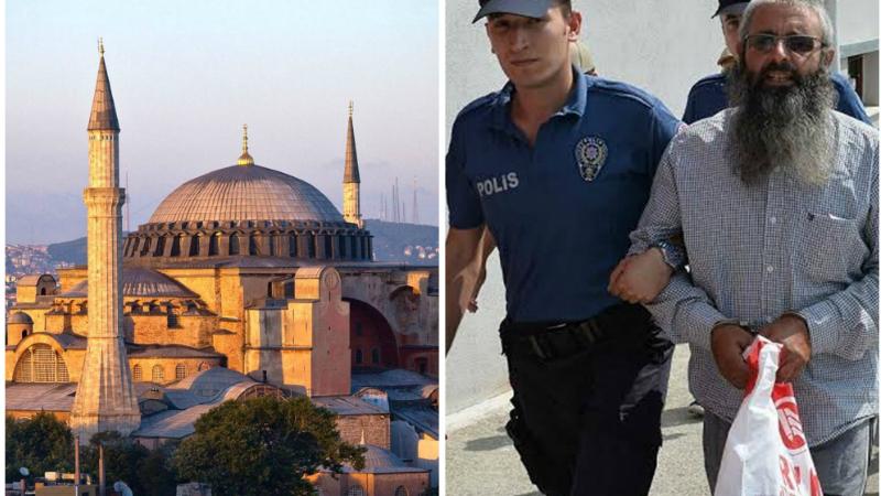«Իսլամական պետությունը» ծրագրում էր ահաբեկչություն իրականացնել Սուրբ Սոֆիայի տաճարում