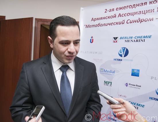 Երիտասարդ բժիշկների հայկական ասոցիացիայի նախագահի դեմ հայց կներկայցվի