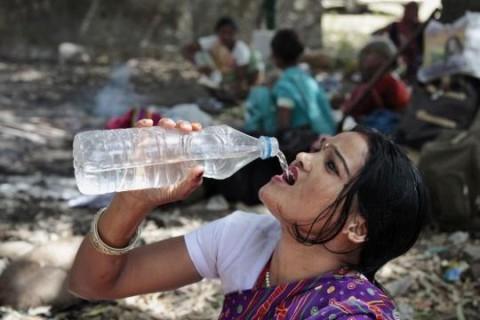 Հնդկաստանում շոգի պատճառով զոհերի թիվն անցել է 150-ից