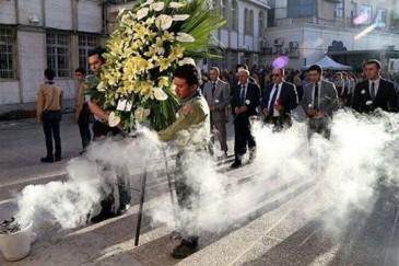 Թեհրանում ապրիլի 23-24-ը տեղի են ունեցել Հայոց ցեղասպանության 101-րդ տարելիցին նվիրված մի շարք միջոցառումներ