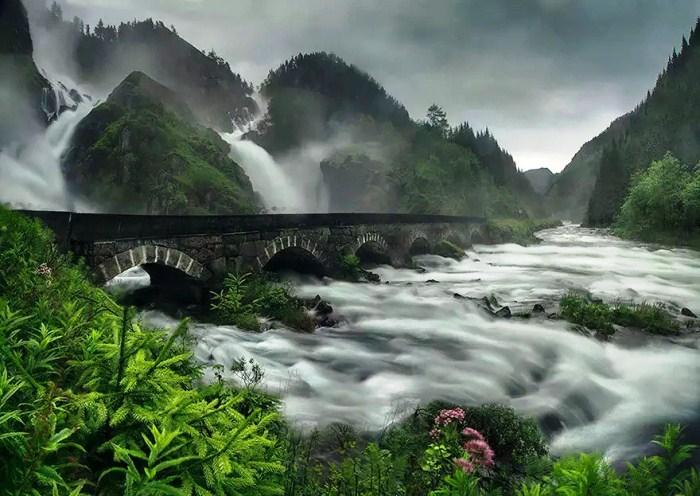 Առեղծվածային կամուրջներ, որոնք ուրիշ աշխարհ են տանում (լուսանկարներ)