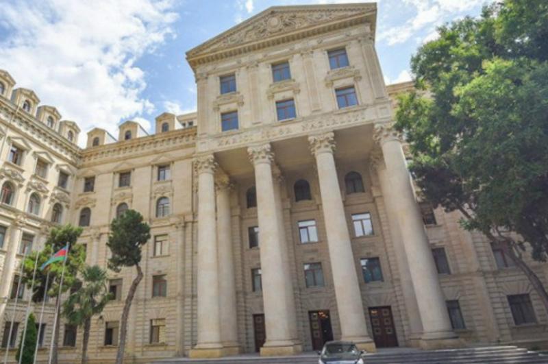 Ադրբեջանի ԱԳՆ-ն արձագանքել է ՀՀ ԱԳՆ-ի հայտարարությանը՝ սահմանային լարվածության հետ կապված