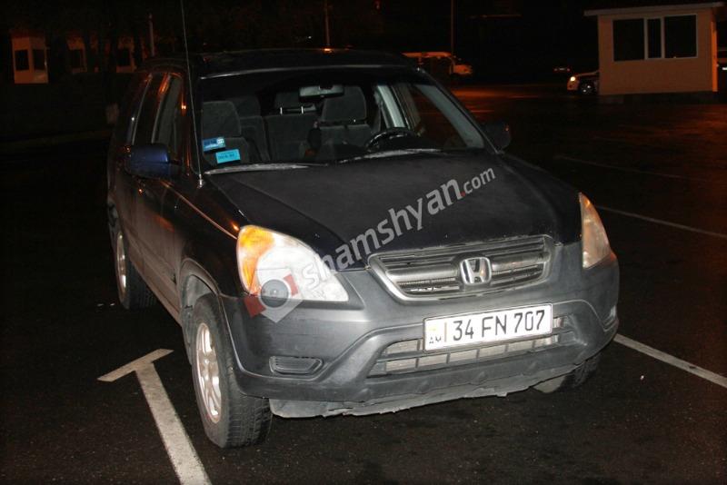 Երևանում ԱՄՆ Միջազգային զարգացման գործակալության հատուկ խորհրդատուն Honda-ով վրաերթի է ենթարկել «Յուքոմ»-ի աշխատակցուհուն.(լուսանկարներ)