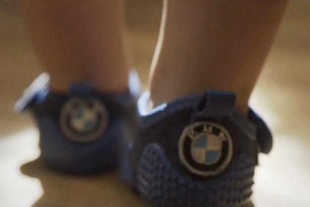 BMW-ն ստեղծել է մանկական կոշիկներ, որոնք թույլ չեն տա երեխային անընդհատ ընկնել (լուսանկարներ, տեսանյութ)