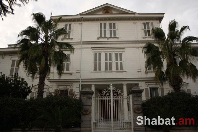 Ստամբուլում հարձակման է ենթարկվել Պոլսո հայոց պատրիարքարանը