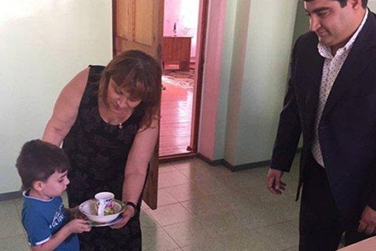 Էրեբունի վարչական շրջանի աշխատակազմի պատվիրակությունն այցելել է ԼՂՀ Հադրութի շրջան