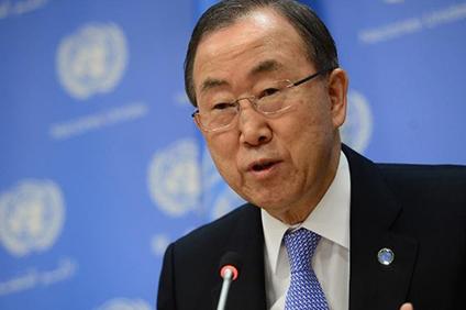 ՄԱԿ-ի գլխավոր քարտուղար Պան Գի Մունը պաշտոնական այցով կժամանի  Հայաստան