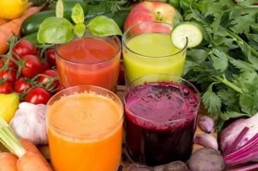 Բանջարեղենային հյութերը օգտակար են բոլորին