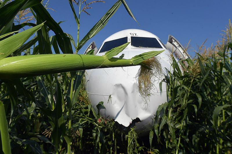 Կոշտ վայրէջք կատարած Մոսկվա-Սիմֆերոպոլ ինքնաթիռում հայեր են եղել