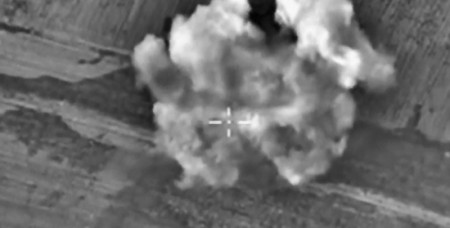 Երեկ Սիրիայում ՌԴ օդուժը հարվածներ է հասցրել ԻՊ-ի 83 օբյեկտի