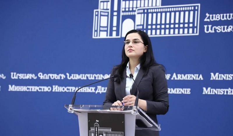 ՀԱՊԿ որոշ անդամների կողմից Ադրբեջանին զենք վաճառելը հեղինակազրկում է կազմակերպությունը. ՀՀ ԱԳՆ