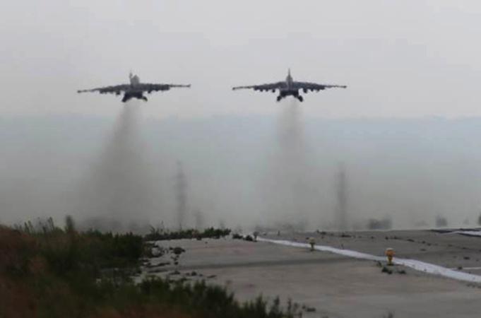 ՌԴ–ն ավելի քան 456 ԻՊ օբյեկտ է ոչնչացրել Սիրիայում