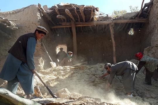 «Թալիբանը» զինադադար է հայտարարել Աֆղանստանի երկրաշարժից տուժած շրջաններում