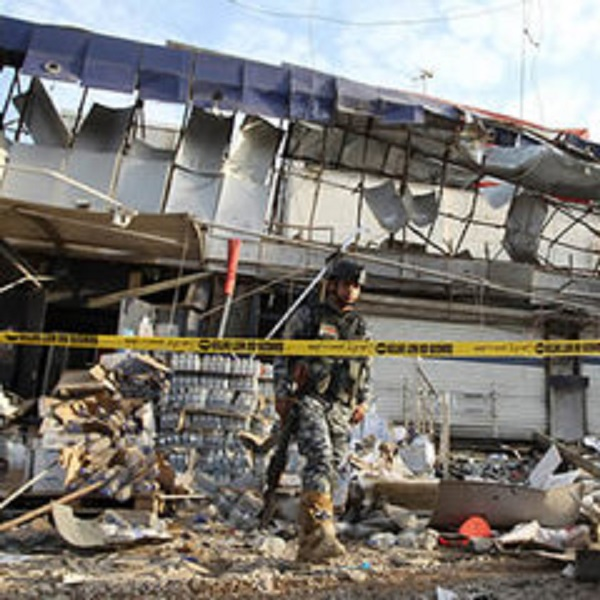 Պայթյուն Բաղդադում. կան զոհեր և վիրավորներ