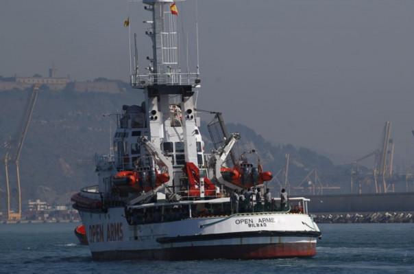 Միջերկրական ծովում 60 ներգաղթյալի փրկած բարեգործական նավը ժամանել է Բարսելոնա
