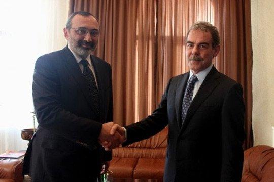 ԿԽՄԿ տարածաշրջանային ղեկավարը ԼՂՀ-ում քննարկել է անհայտ կորածների ճակատագրերի բացահայտման հարցը