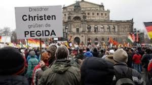 Գերմանիայում կրկին հակաիսլամական բողոքի ցույցեր են ընթանում