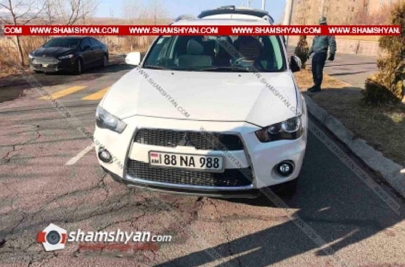 Գեղարքունիքի մարզում 62-ամյա վարորդը Mitsubishi-ով վրաերթի է ենթարկել Գավառի պետական համալսարանի ուսանողուհուն. Shamshyan.com