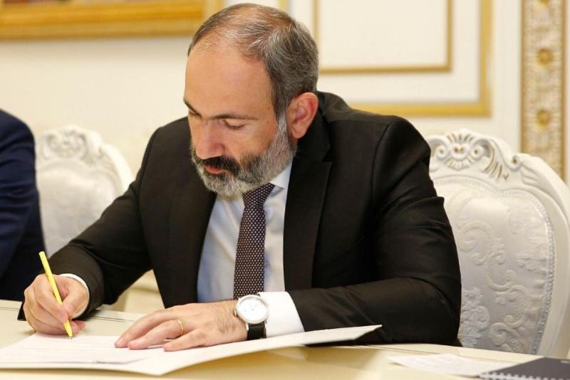 Պարգեւատրվել են պետական մարմինների եւ մարզպետարանների գլխավոր քարտուղարները