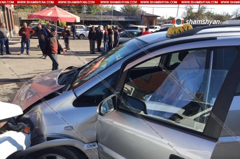 Ողբերգական դեպք Արմավիրի մարզում. բախվել են Opel-ն ու Нива-ն. ըստ վարկածի՝ վարորդը հանկարծամահ է եղել