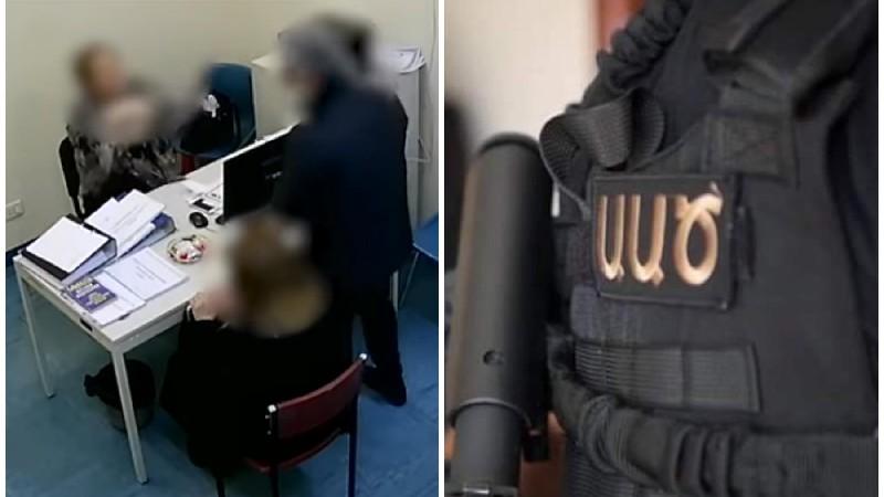 Գյումրու սոցծառայության բաժնի ղեկավարը տարատեսակ գործերի դիմաց կաշառք է ստացել. մեղադրվում է 16 անձ. ԱԱԾ (տեսանյութ)