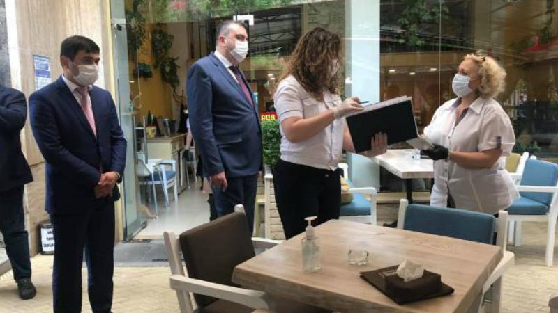 Երևանում մի շարք տնտեսավարողների մոտ խախտումներ են արձանագրվում․ ԱԱՏՄ