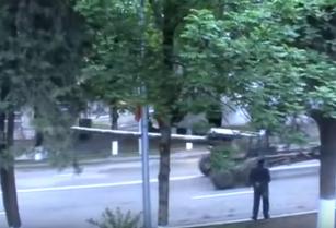 Արցախ է տեղափոխել հրթիռահրետանային բրիգադ (տեսանյութ)