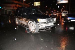 ԲԱՑԱՌԻԿ ՏԵՍԱՆՅՈՒԹ Երևանում տեղի ունեցած ավտովթար-վրաերթից