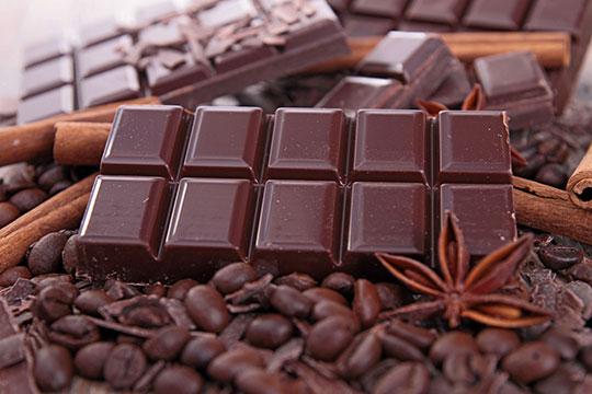 Շոկոլադը պետք է ուտել սալիկներով, ոչ թե կտորներով