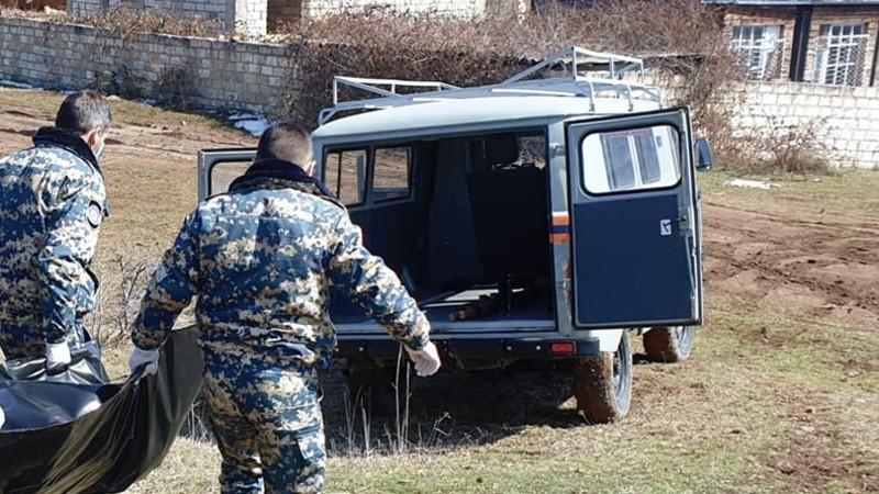 Զինծառայողների աճյունների որոնողական աշխատանքներն այսօր շարունակվում են Հադրութի շրջանում