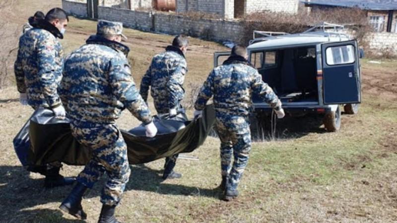 Զինծառայողների աճյունների որոնողական աշխատանքներն այսօր շարունակվում են Ջրականի շրջանում