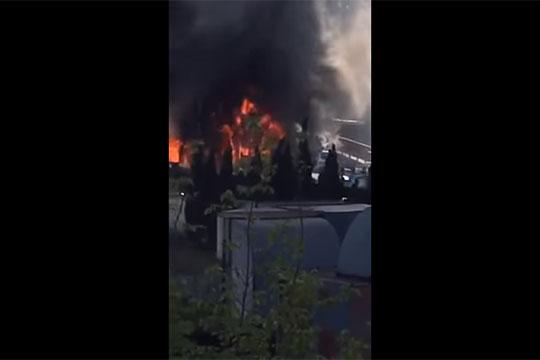 Ստամբուլի կենտրոնում ավտոբուսում պայթյուն է տեղի ունեցել